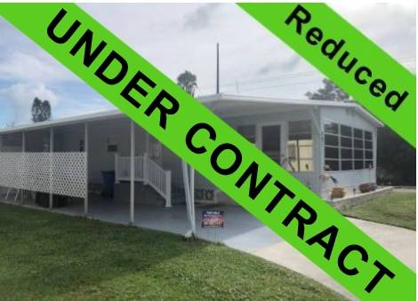 Venice, FL Mobile Home for Sale located at 991 Vincent E - Bay Indies
