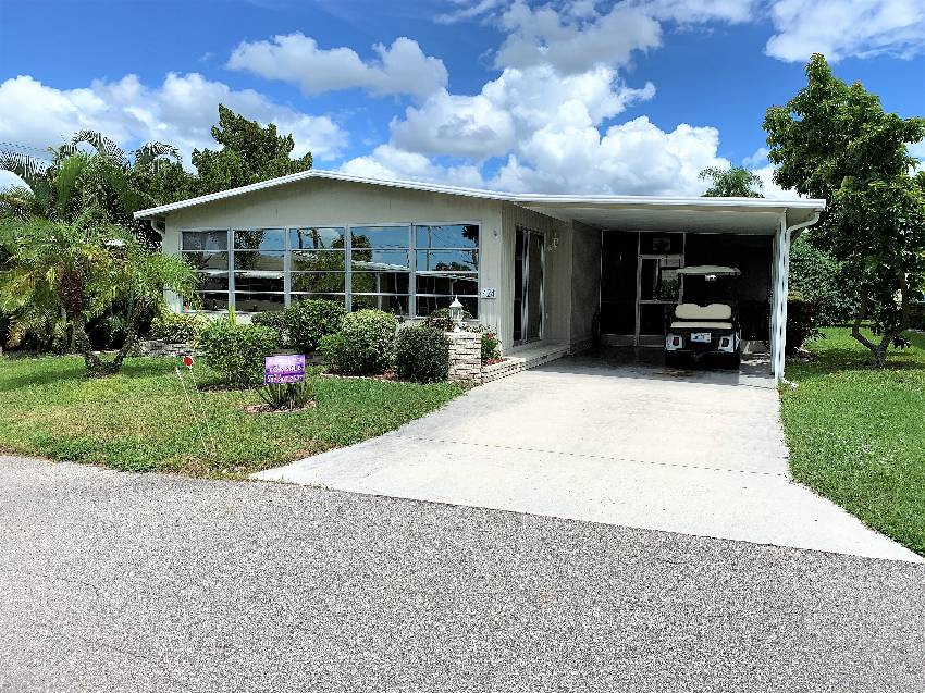 Mobile home for sale in Venice, FL