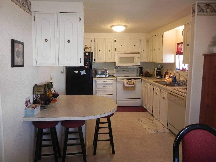 Venice, FL Mobile Home for Sale located at 970 Questa E - Bay Indies