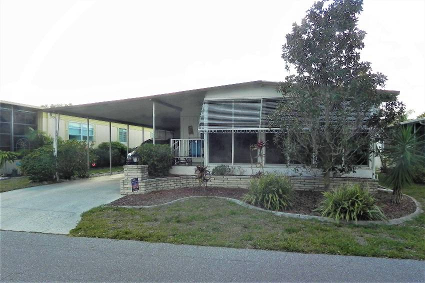 Venice, FL Mobile Home for Sale located at 415 Andros - Bay Indies