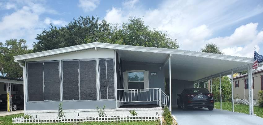 Ellenton, FL Mobile Home for Sale located at 394 Sandpiper Cove Colony Cove