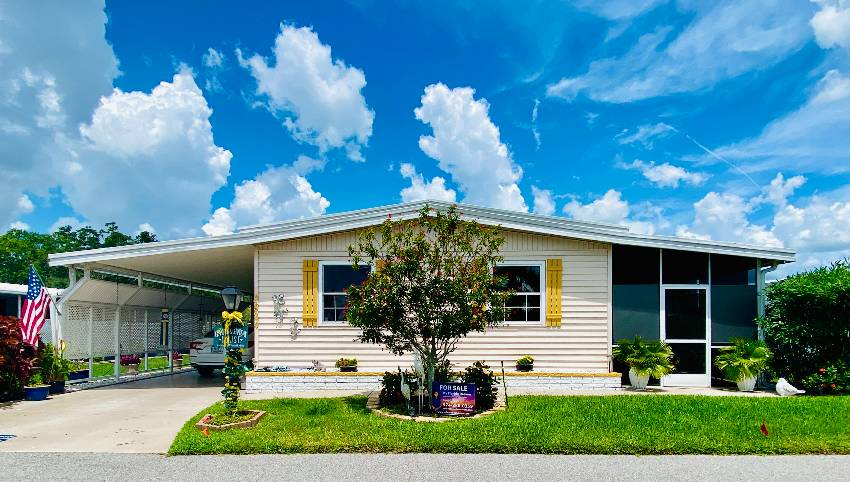 Sarasota, FL Mobile Home for Sale located at 2934 Palm Lake Dr, Lot 75 Winds Of St. Armands South