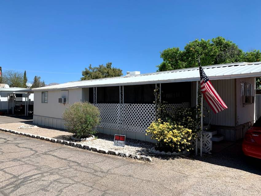 Mobile home for sale in Tucson, FL