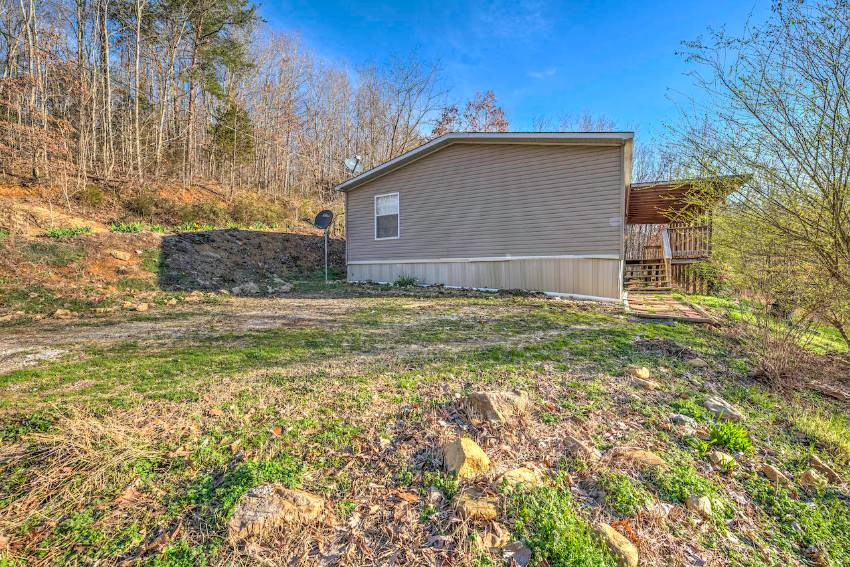 135 Shiloh Road a Parrottsville, TN Mobile or Manufactured Home for Sale
