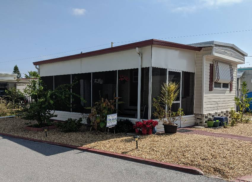 South Pasadena, FL Mobile Home for Sale located at 1375 Pasadena Ave S - Causeway Village