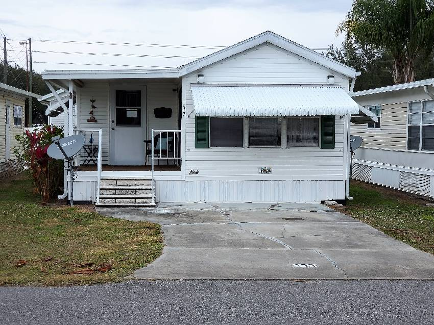 Zephyrhills, FL Mobile Home for Sale located at 3331 Gall Blvd - Palm View Gardens