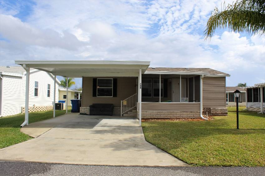 734 Red Cypress Lane a Winter Haven, FL Mobile or Manufactured Home for Sale