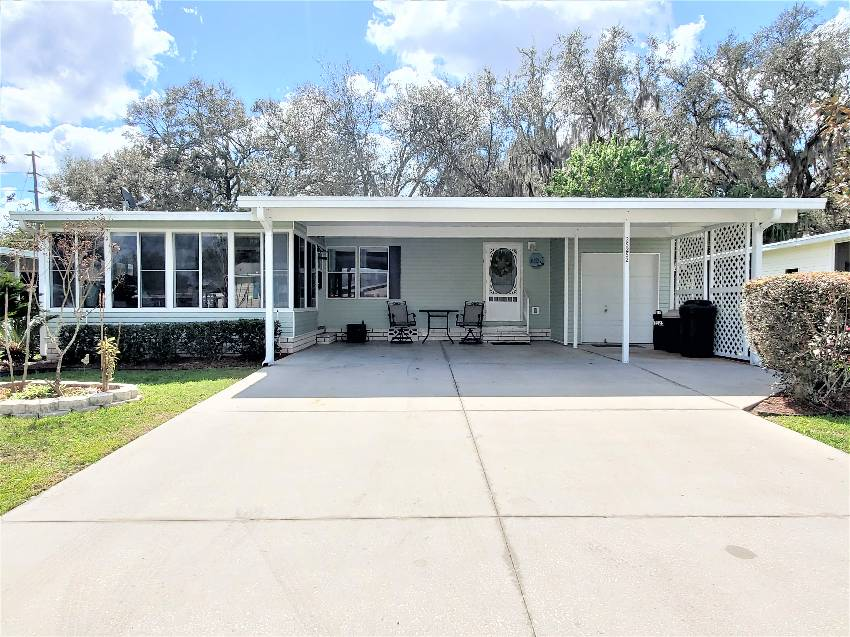 Zephyrhills, FL Mobile Home for Sale located at 35252 Jomar Ave - Southport Springs Golf And Country Club