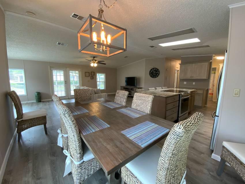 Sarasota, FL Mobile Home for Sale located at 5382 Salisbury Lane - Camelot East Village