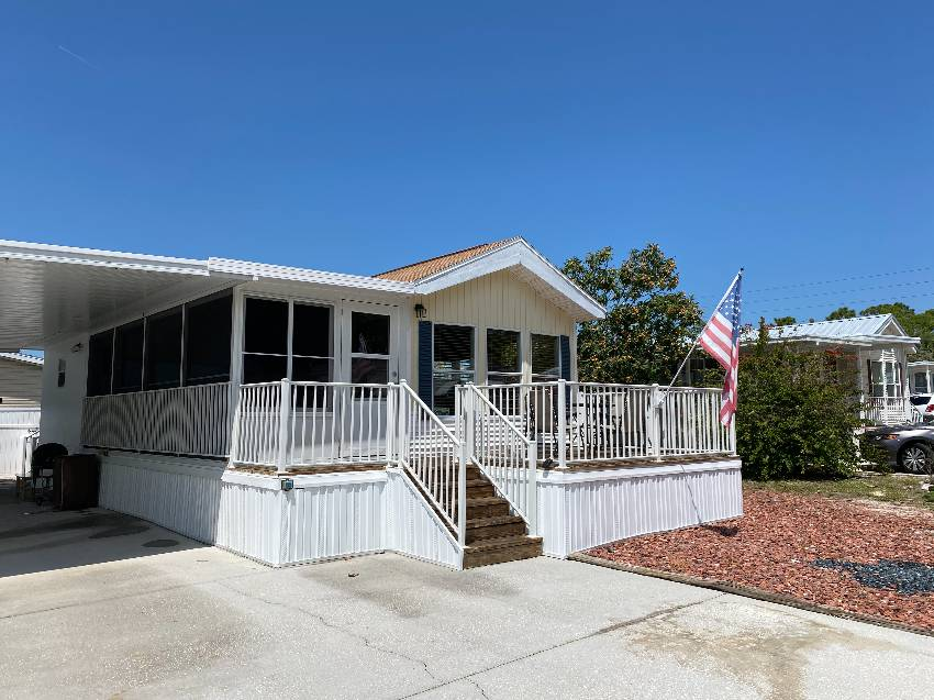 Mobile home for sale in Hudson, FL