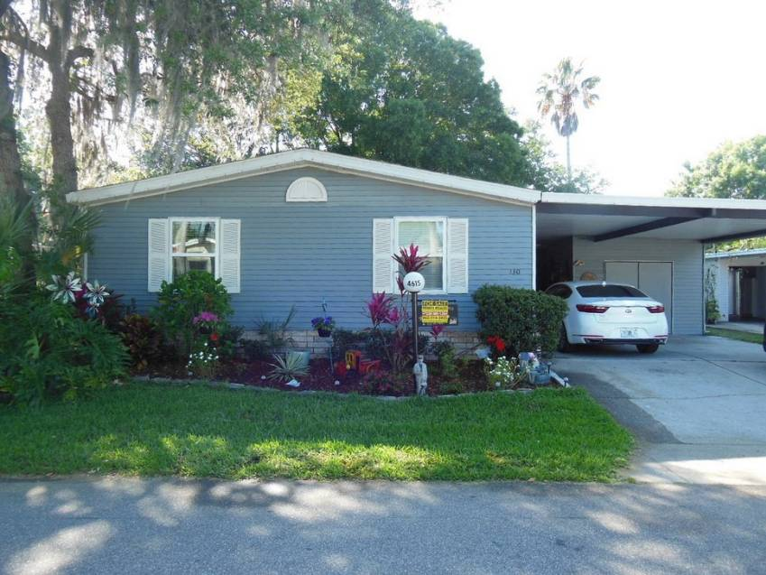 Lakeland, FL Mobile Home for Sale located at 4615 Arlington Park Dr - Schalamar Creek Golf & Country Club