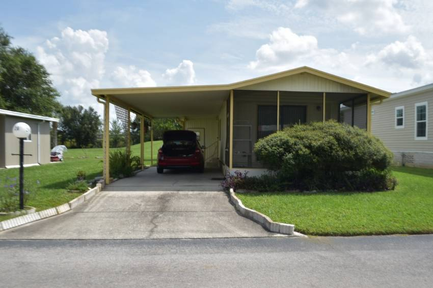 Haines City, FL Mobile Home for Sale located at 20 O'hara Dr - Plantation Landings