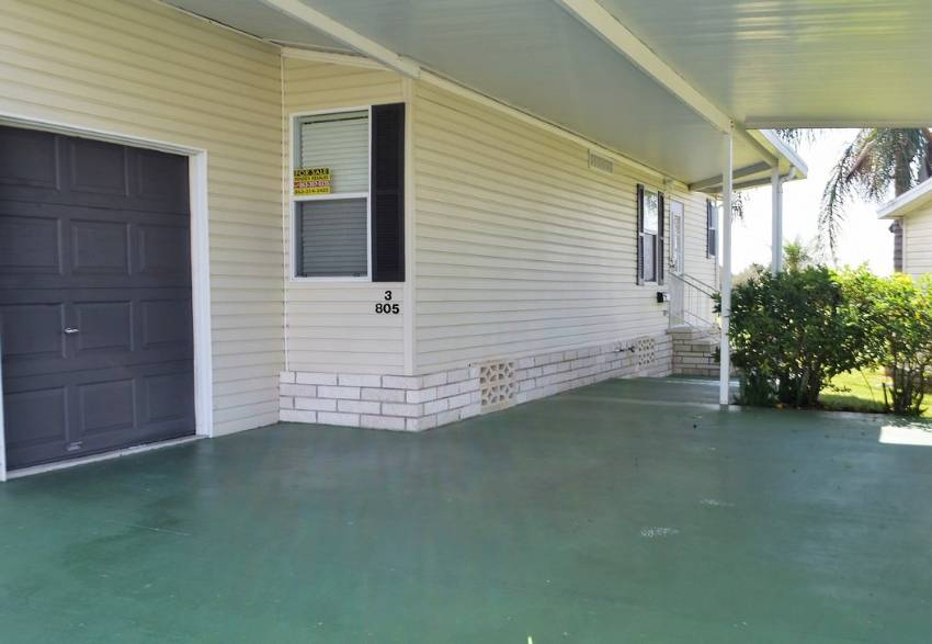 805 Sunningdale Ct a Winter Haven, FL Mobile or Manufactured Home for Sale