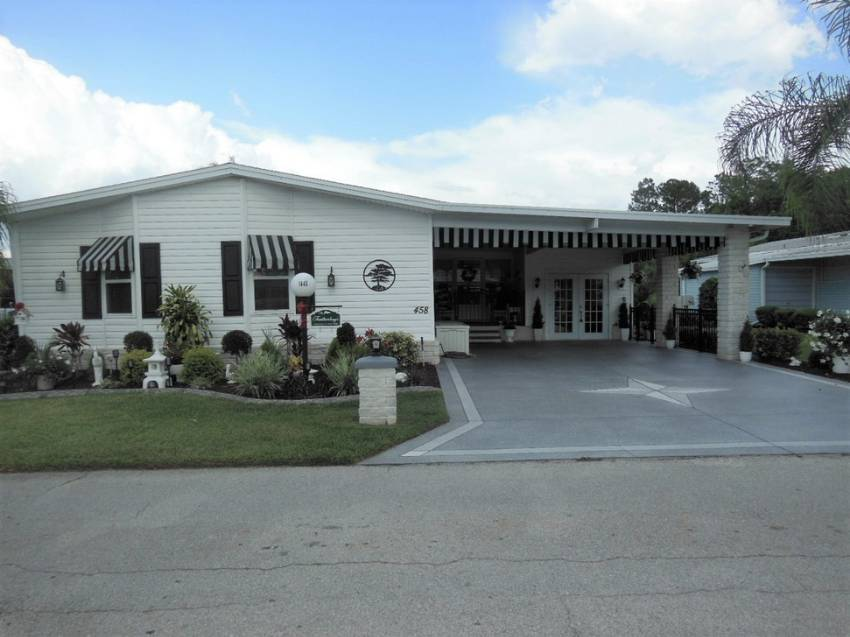 Lakeland, FL Mobile Home for Sale located at 1445 Schalamar Creek Dr - Schalamar Creek Golf & Country Club
