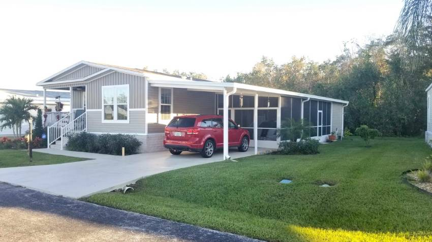 Haines City, FL Mobile Home for Sale located at 3000 Us Hwy 17-92 W, Lot 568 - Royal Palm Village