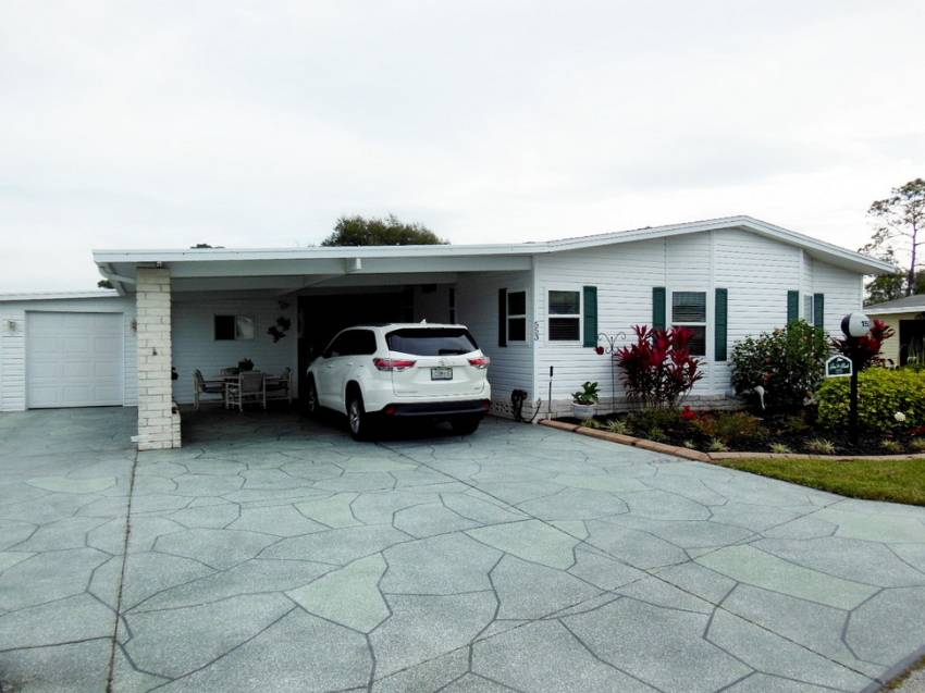 Lakeland, FL Mobile Home for Sale located at 1539 Crooked Stick Loop - Schalamar Creek Golf & Country Club