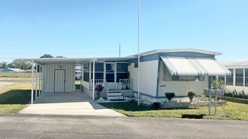 Winter Haven, FL Mobile Home for Sale located at 45 Stebbins Dr - Grove Shores Mhc