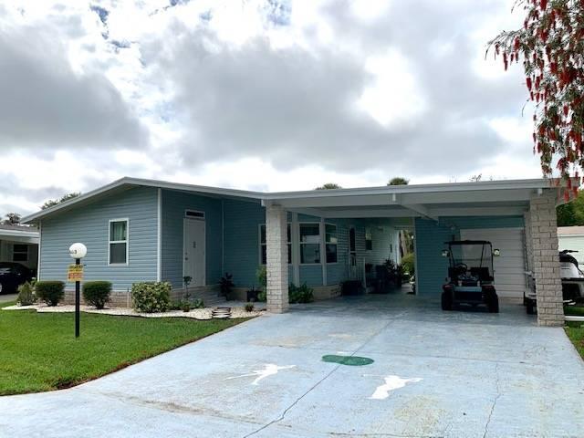 Lakeland, FL Mobile Home for Sale located at 4603 Alvamar Tr - Schalamar Creek Golf & Country Club