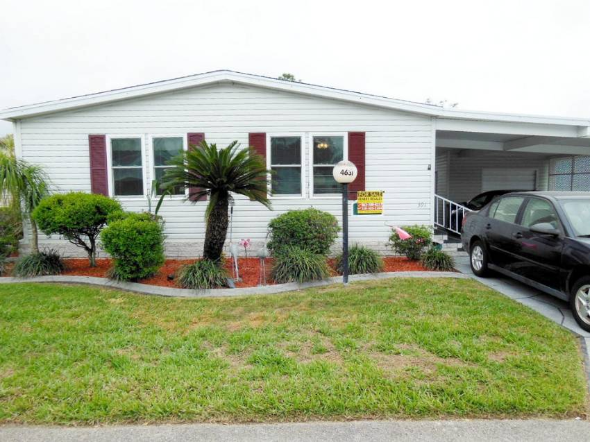 Lakeland, FL Mobile Home for Sale located at 4631 Cedarbrook Way - Schalamar Creek Golf & Country Club