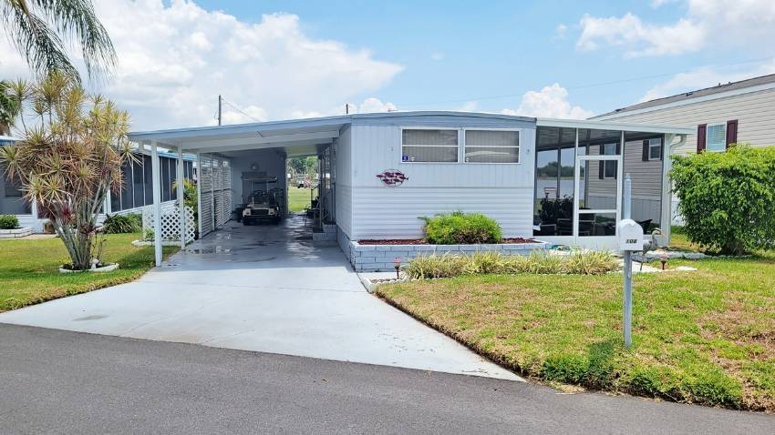 Winter Haven, FL Mobile Home for Sale located at 108 Pineapple Dr - Orange Manor East