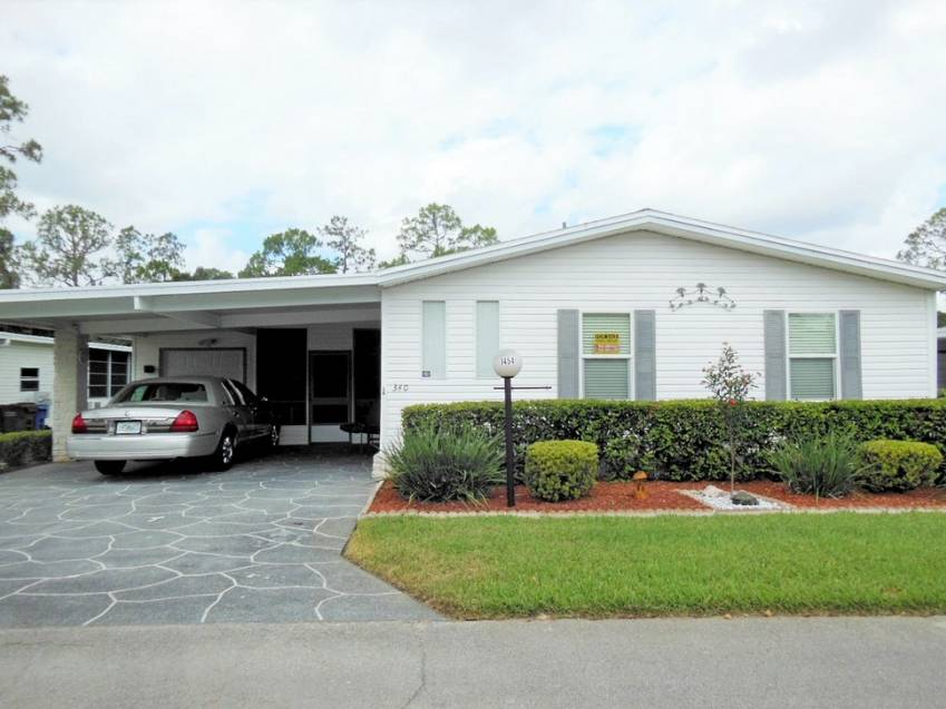 Lakeland, FL Mobile Home for Sale located at 1454 Deverly Dr Schalamar Creek Golf & Country Club